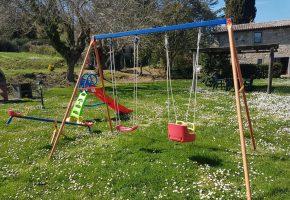 Area giochi per bambini - Il Meleto