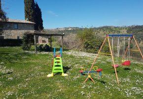 Area bambini - Il Meleto